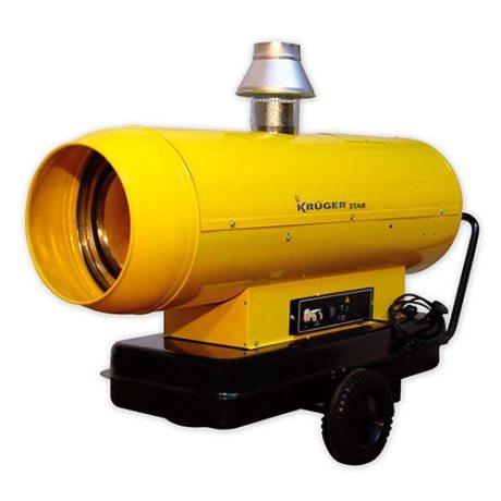 Calefactores a gas/gasoil